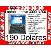 Laptop Lenovo 3000 N200