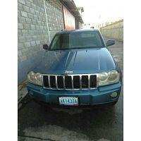 Se vende Grand Cherokee 2006