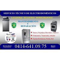 Mantenimiento y reparacion de Neveras lavadoras y secadoras en ciudad ojeda